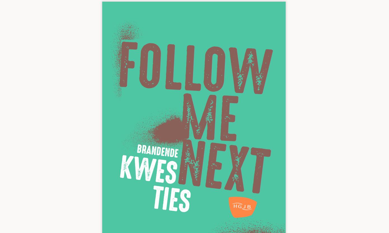 De cover van Follow Me Next