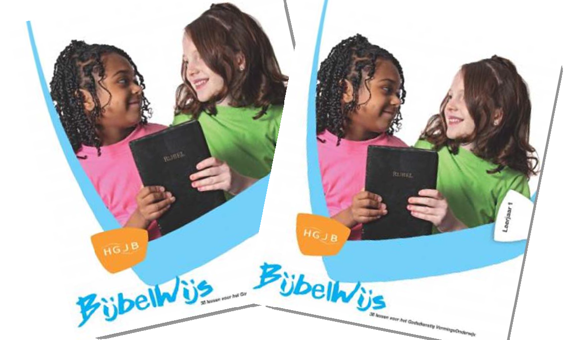 Voorkant GVO-methode Bijbelwijs