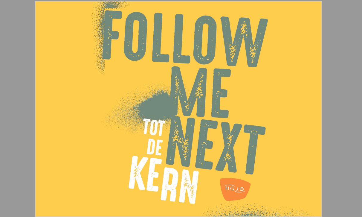 De cover van Follow Me Next