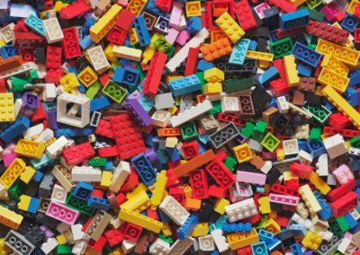 Legovakantie